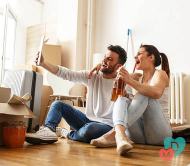 tips for moving in together