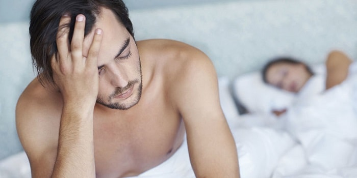 causes of erectile dysfunction​